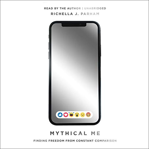 Mythical Me audiobook cover art