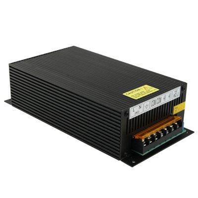 Adaptador de la fuente de alimentación de conmutación regulada Transform S-480-24 DC 0-24V 20A Fuente de alimentación conmutada regulada (100~240V) (Color : Color1)