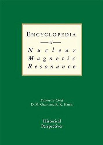 Encyclopedia of Nuclear Magnetic Resonance, 9 Volume Set