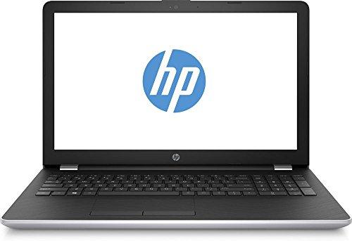 HP 15-bw042ng (15,6 Zoll / Full HD) Laptop (AMD A9-9420 APU, 8 GB RAM, 1 TB HDD, 128 GB SSD, AMD Radeon 520 2 GB, DVD-RW, Windows 10 Home 64) silber/schwarz