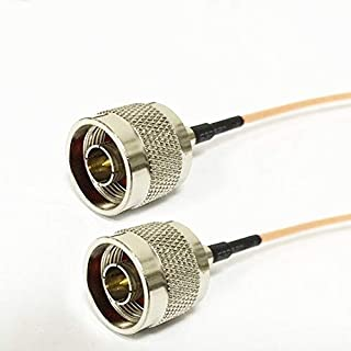 Cable Adaptador N Macho RG316, 15 cm, 30 cm, 50 cm, 100 cm