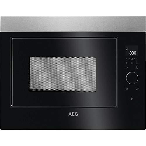 AEG Mikrowelle, 26 l, 900 W, Schwarz und...
