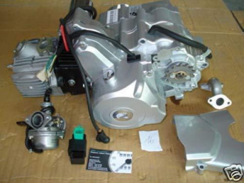 Hmparts Motor Kit 110cc Totalmente Automático Motor de Arranque Superior Quad Atv Quad de Niño