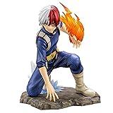 My Hero Academia Figures - Shoto Todoroki Action Figure Statue Toy (6.5 Inch)