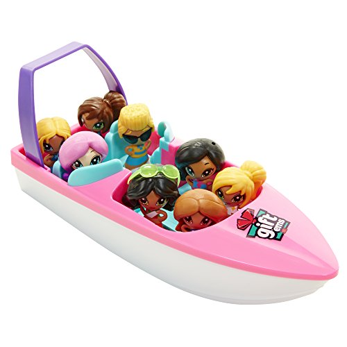 Gift'ems Speed Boat with Exclusive Boy Captain
