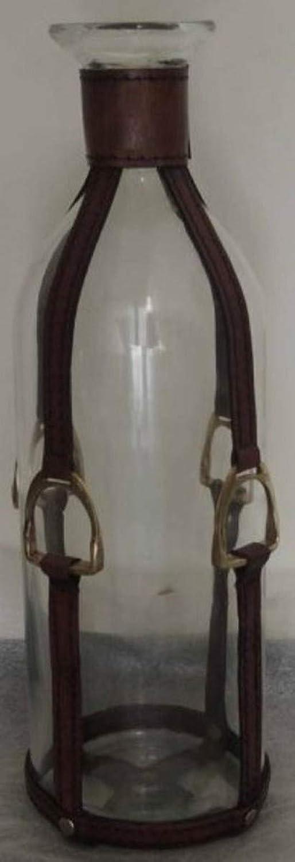 gran selección y entrega rápida Casa-Padrino decantador decantador decantador decantador de Vino de Lujo Cognac marrón  11 x H. 34 cm - Colección de Lujo  mejor servicio