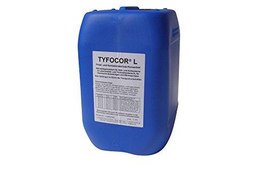 Solarflüssigkeit Frostschutz Konzentrat, TYFOCOR L, 11-16 kg im Kanister - für Flachkollektoren, Menge:11 Kg (GP 6.35EUR / kg)