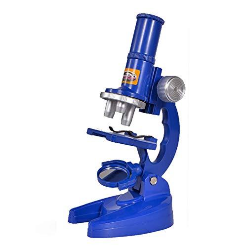 BNVN - Experimentierkästen zu Mikroskopen in Blue, Größe 100X200X450X