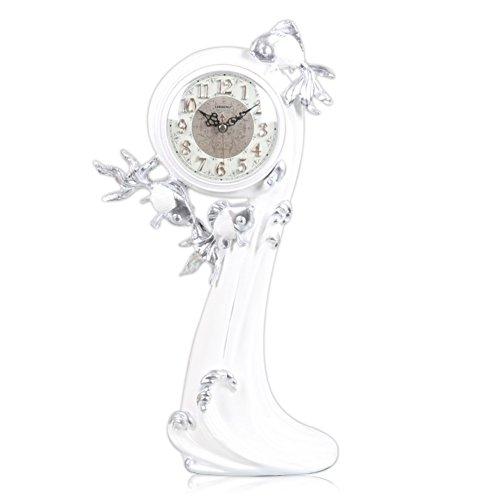 beimEuropese horloges Rolling klok gelukkige bel creatieve pendel moed aan het ziekenbed tafelklok van de mode B