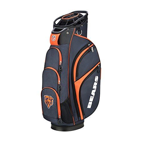 Wilson 2018 NFL Golf Cart Bag, Chicago Bears