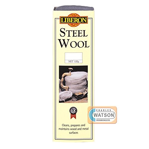 Liberon 250G 0000 Ultra Fine Grade Steel Wire Wool