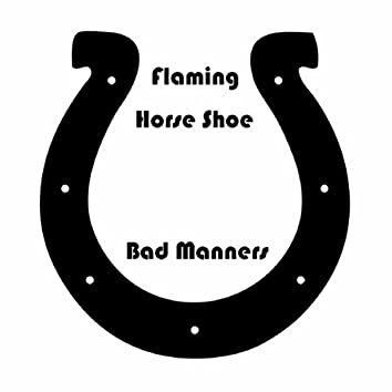 Flamin Horse Shoe