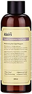 KLAIRS Supple Preparationフェイシャルトナー180 ml(KLAIRS Supple Preparation Facial Toner 180 ml) [並行輸入品]