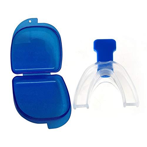 Funien Nightguard for Teeth Grinding, Protector bucal para Hombres y Mujeres para rechinar los Dientes, Dispositivos de solución antirronquidos, Protector bucal para bruxismo, Protector Nocturno para