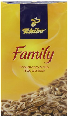 Tchibo Family Classic Coffee 250 g (Pack of 6)