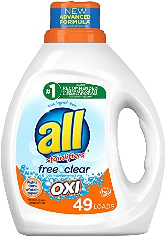 Top 10 Best arm and hammer free and clear