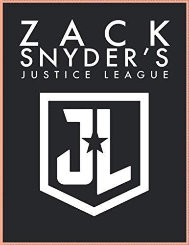 Zack Snyder's Justice League (2021) journal