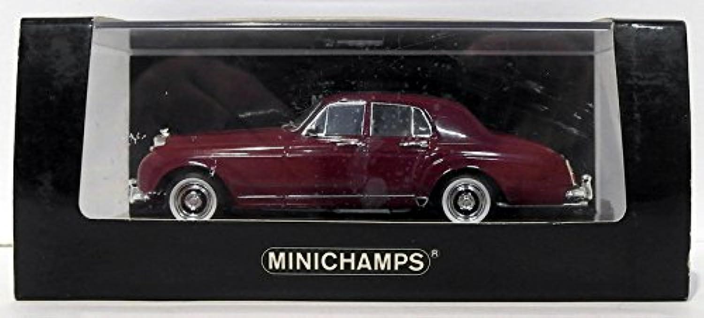muchas concesiones Minichamps 1 43 Scale 436 139550 139550 139550 - Bentley SI Continental Flying Spur - rojo  tienda de ventas outlet