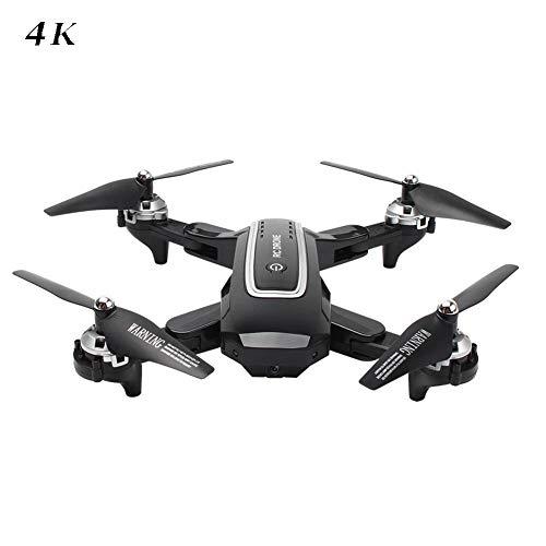 vogueyouth Quadricottero WiFi FPV RC 5G-4K, Drone Pieghevole a Lunga Durata con Un Solo Pulsante con videocamera HD Video Live Seguimi Trasmissione con Ampio Raggio di Controllo