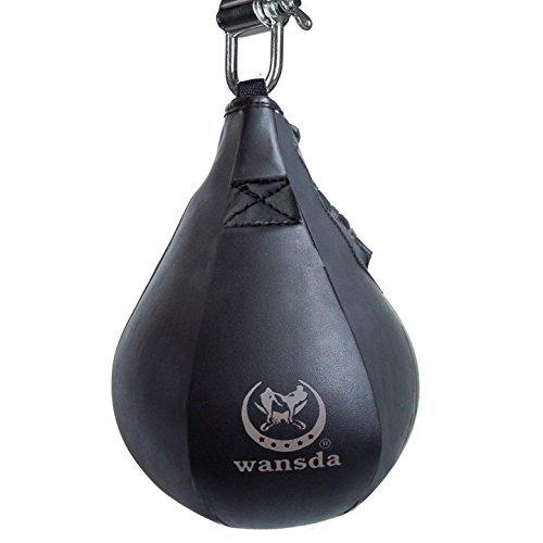 luckcart velocidad de boxeo bolsa de boxeo fitness SpeedBag Pera