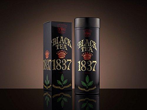 シンガポールの高級紅茶TWGオートクチュール 1837 BLACK TEA / 1837 紅茶 - 100gr - 並行輸入品