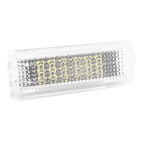 LIGHTDELUX Ersatz für 1x LED Innenraumbeleuchtung Kofferraumbeleuchtung PLUG &PLAY Xenon Weiß ohne Fehlermeldung V-030723