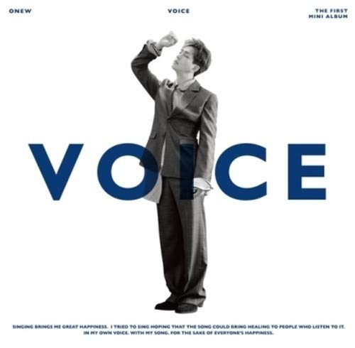 [Album]Voice:1st Mini Album – Onew[FLAC + MP3]
