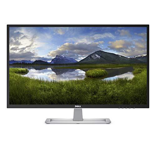 Dell D Series LED-Lit Monitor 31.5' White D3218HN, FHD 1920x1080, 16:9, IPS LED Back-lit, HDMI, VGA, VESA