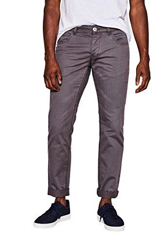 edc by Esprit 077cc2b005 Pantalones, Gris (Anthracite 010), W30/L32 para Hombre