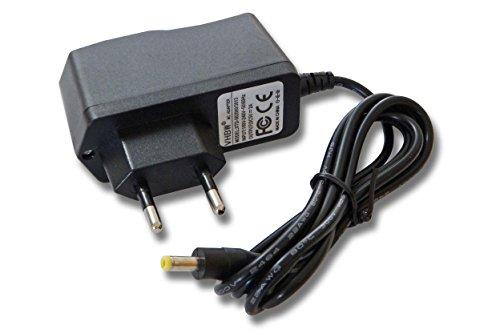vhbw Ladekabel kompatibel mit Sony Playstation Portable PSP Steet, Small & Lite, Brite - Ersetzt Sony PSP-100 - Netzteil Ladegerät (220V)