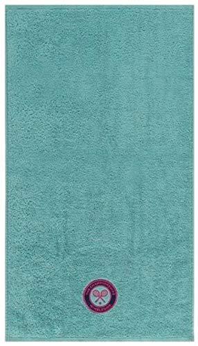 Wimbledon Lady Guest Towel Aqua New | 2019