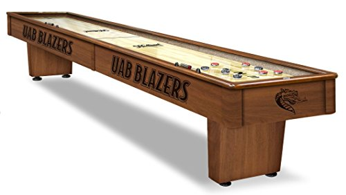 Buy Cheap Holland Bar Stool Co. Alabama - Birmingham 12' Shuffleboard Table by The