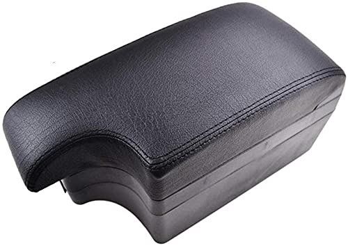 Reposabrazos de Coche,Caja de Consola Central Negra con diseño de Coche, paraOpel...