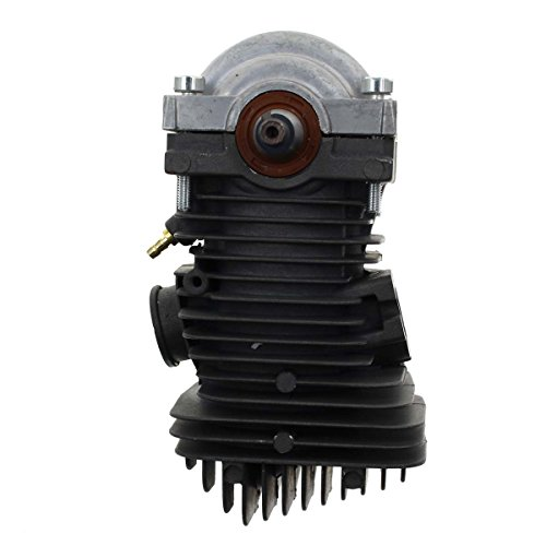 Carbhub 42.5mm Cylinder Assembly for STIHL 023 025 MS230 MS250 Chainsaw with Spark Plug Replacement Crankcase Connector