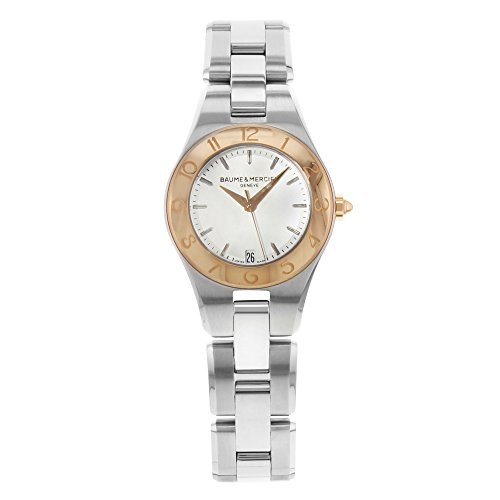 Baume and Mercier Linea 10079 - Reloj de pulsera...