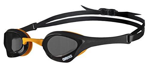 Arena Cobra ULTRA Occhiali da Nuoto, Unisex adulto, Unisex adulto, Cobra Ultra, Nero (dark smoke)