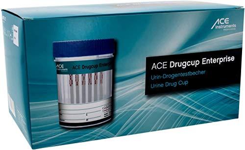 ACE Drogentest-Kit Drugcup Enterprise für Betriebe, Vereine, Organisationen und Eltern