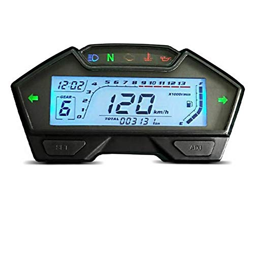 Tacómetro Digital para Benelli BN 600 / GT / 302 / R / 251/125 Track RXS