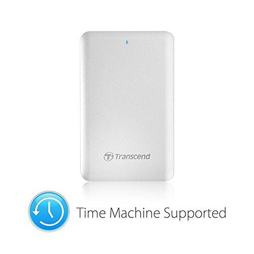 Transcend512GBThunderboltSolidStateDriveStoreJet500forMAC(TS512GSJM500)[並行輸入品]