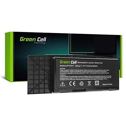 Green Cell® BTYVOY1 Batería para DELL Alienware M17x R3, M17x R4 Portátil...