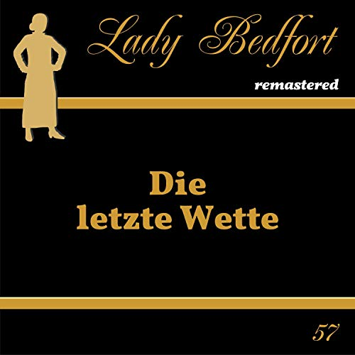 Die letzte Wette  By  cover art