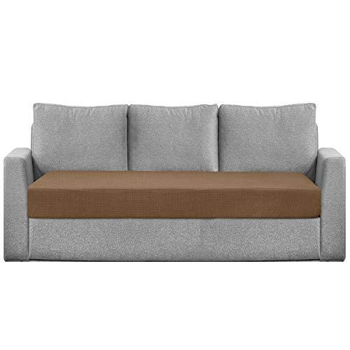 Granbest - Funda de cojín de asiento, hidrófuga, para sofá, extensible, de tejido jacquard