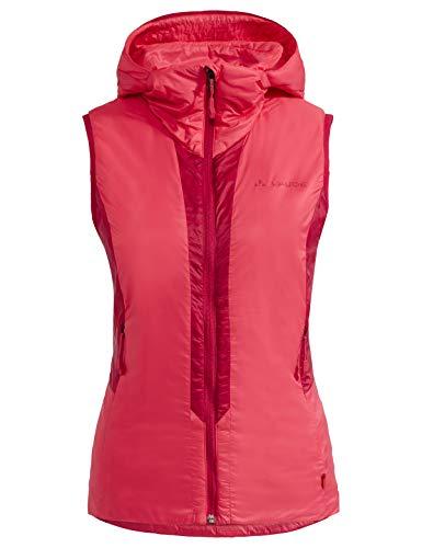 VAUDE Damen Isolationsweste Freney Hybrid II, bright pink, 34, 414019570340