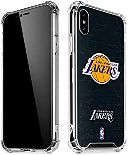Skinit Los Angeles Lakers Black Primary Logo iPhone XR Clear Case -  Officially Licensed NBA Phone a61bf8cce