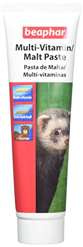 Beaphar Vitamin/Malt Paste for Ferrets 100 g (Pack of 3)