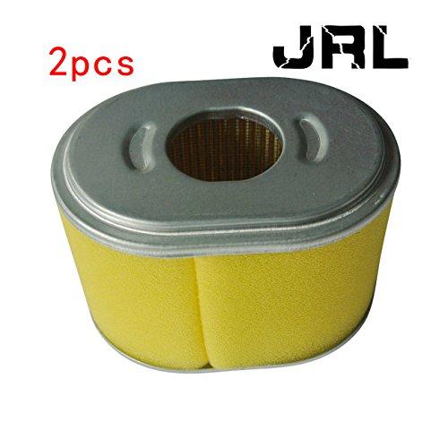 JRL 2 * Filtres à air pour Honda Tondeuse à gazon GX140 GX160 GX200