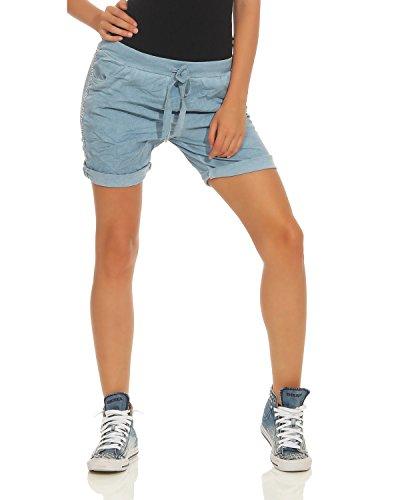 ZARMEXX Pantaloncini corti Pantaloni caldi Pantaloncini bermuda Pantaloncini corti lavati Pantaloni usati