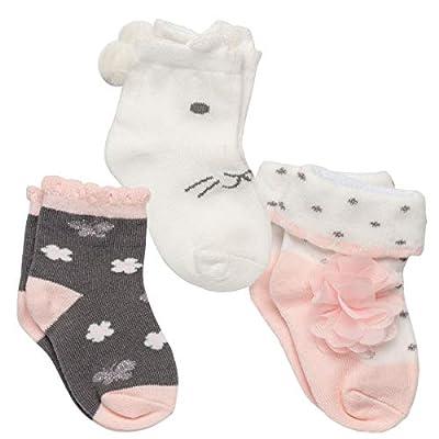 Stephen Josheph Baby Stephen Joseph Boxed Sock Set