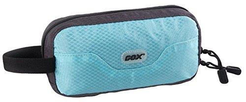 Beauty Case da Viaggio da Appendere, GOX Premium Large Size 420D Nylon Impermeabile Portatile Toilette Sacchetto / Borsa da Toilette / Organizzatore di Viaggi con Gancio (Small, Cielo blu)