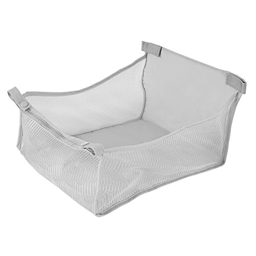 Quest Shopping Basket - Silver